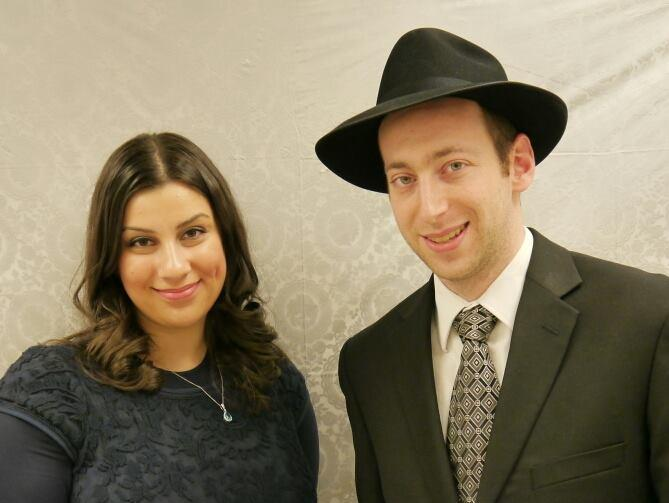 jewish singles in newman In june 2013 john newman released his debut single love me again as the   newman received her elementary education at the jewish hillel day school of.